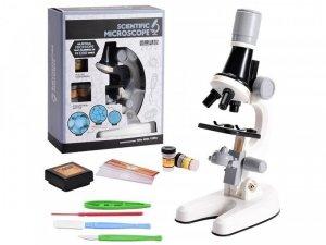 Madej Mikroskop biały
