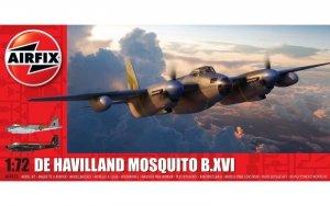 Airfix Model plastikowy De Havilland Mosquito B.XVI 1/72