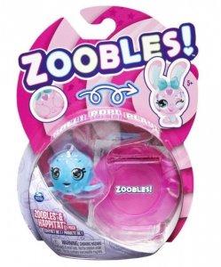 Spin Master Figurka Zoobles Zwierzątko 1pak Narwhal