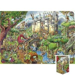 Heye 1500 EL. Fairy Tales, Pradest