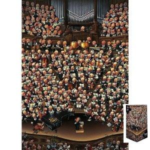 Heye 2000 EL. Orchestra, Loupt