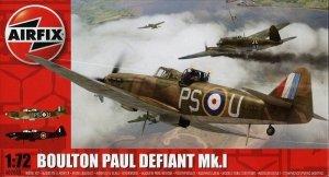 Airfix Boulton Paul Defiant mk1