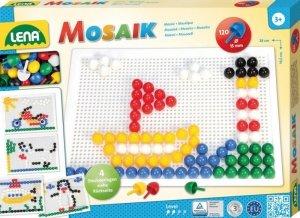 Lena Mozaika Statek 120 elementów 15 mm