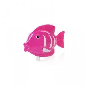 Różowa rybka