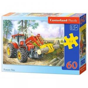 Puzzle 60el. forest site