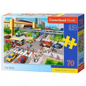 Puzzle 70 city rush