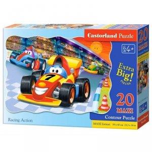 Puzzle 20el.maxi racing action