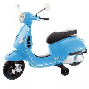 Pojazd skuter vespa 801 blue