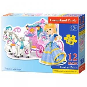 Puzzle 12 el.princess carriage