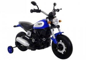 Motor na Akumulator QK307 Niebieski