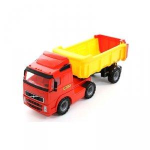 WADER QT Gigant Duża Ciężarówka Wywrotka 59cm XXL