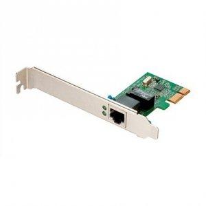 D-LINK DGE-560T, (Bulk) Managed Gigabit PCI-Express NIC, 1-port 100/1000 Mbps UTP with RJ-45 connector, (IEEE802.3ab), Full-Dupl