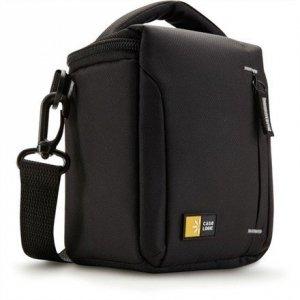 Case Logic Compact System/Hybrid Camera Case Black, Interior dimensions (W x D x H) 89 x 76 x 117 mm