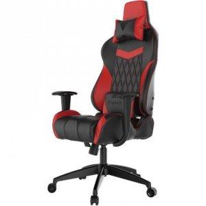 Gamdias Gaming Chair Achilles E2-L BR, Black/Red. Adjustable backrest, handlebars. Gamdias