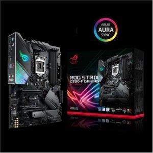 Asus ROG STRIX Z390-F GAMING Processor family Intel, Processor socket LGA1151, DDR4, Memory slots 4, Chipset Intel Z, ATX