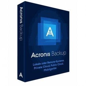 Acronis Backup 12.5 Standard Workstation License incl. AAS ESD