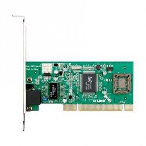 D-LINK DGE-530T, Managed Gigabit Ethernet NIC, 10/100/1000Mbps Managed Gigabit Ethernet UTP 32-bit PCI 2.2 (Bus Master) NIC, PnP