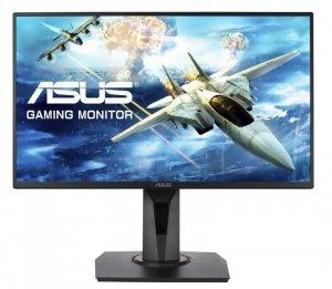 Asus Gaming LCD VG258QR 24.5 , TN, FHD, 1920 x 1080 pixels, 16:9, 1 ms, 400 cd/m², Black, 165Hz, FreeSync/Adaptive Sync