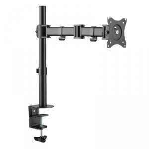 Logilink Desk Mount, BP0021, 13-27 , Monitor Desk Mount, Maximum weight (capacity) 8 kg