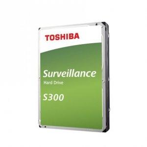 Toshiba Surveillance S300 5400 RPM, 5000 GB, Hard Drive