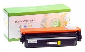 Static Control Analog Hewlett-Packard CF402X / Canon CRG 045H Ink Cartridge, Yellow