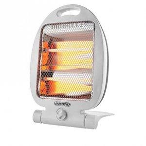 Mesko Halogen Heater MS 7710 Halogen, Number of power levels 2, 400 / 800 W, White