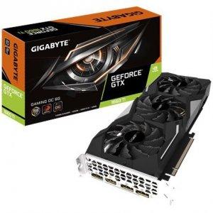 Gigabyte GV-N166TGAMING OC-6GD NVIDIA, 6 GB, GeForce GTX 1660 Ti, GDDR6, PCI Express 3.0, Processor frequency 1860 MHz, Memory c