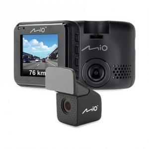 Mio DVR MiVue C380 Dual Audio recorder, Full HD 1080p