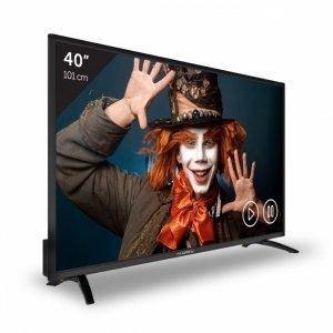 Allview 40ATC5000-F 40 (102 cm), Full HD, DVB-T/C, Black, 1920 x 1080