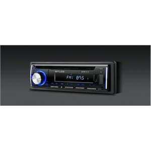 Muse Car radio SD player with bluetooth and USB/Micro SD, 160 W