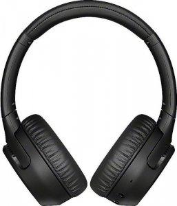 Sony WHXB700B Headband/On-Ear, Wireless, Microphone, Wireless, Black