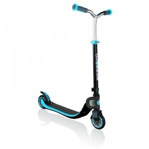 GLOBBER scooter Flow 125 Foldable, black-blue, 473-101