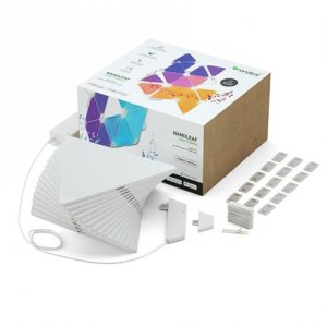 Nanoleaf Light Panels Rhythm Larger Kit, 15 Panels