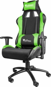 Genesis Gaming chair Nitro 550, NFG-0907, Black - green
