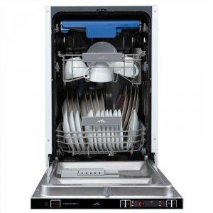 ETA Dishwasher ETA239590001 Built-in, Width 45 cm, Number of place settings 10, Number of programs 9, A++, Display, AquaStop fun