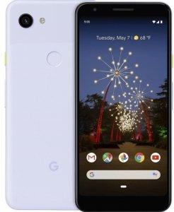 Google Pixel 3a White, 5.6 , OLED, 1080 x 2220 pixels, Internal RAM 4 GB, 64 GB, microSD, Single SIM, Nano-SIM, 3G, 4G, Main ca