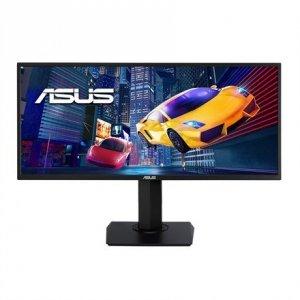 Asus LCD VP348QGL 34 , VA, UWQHD, 3440 x 1440 pixels, 21:9, 4 ms, Black