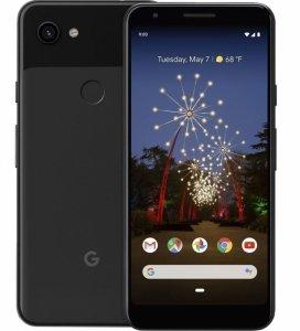 Google Pixel 3a Black, 5.6 , OLED, 1080 x 2220 pixels, Internal RAM 4 GB, 64 GB, microSD, Single SIM, Nano-SIM, 3G, 4G, Main ca