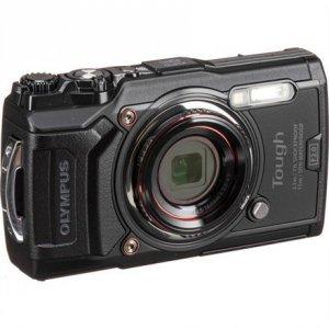 Olympus Digital Camera Tough TG-6 12 MP, Black