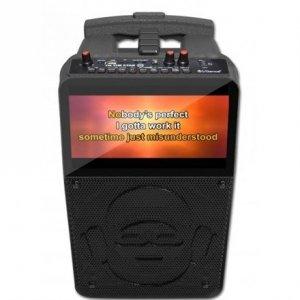 IDance K5 Karaoke Party Box Bluetooth, Portable, Wireless connection