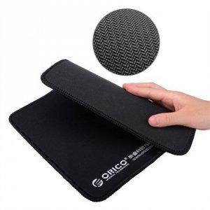 Orico 3mm Mouse Pad MPS3025 Black, 300 x 250 x 3 mm