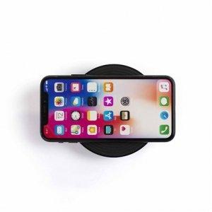DomoClip Clock wireless charger TEA239 Black, 10 W