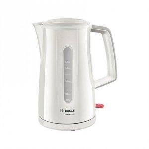 Bosch Kettle TWK3A011 Standard, Plastic, Cream, 2400 W, 360° rotational base, 1.7 L