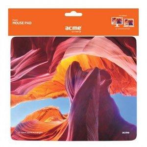Acme Sun/lake Mouse Pad, Violet, 230 x 195 x 3 mm