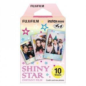 Fujifilm Instax Mini Shiny Star Instant Film Quantity 10, 86 x 54 mm