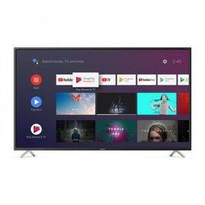 Sharp 65BL2EA 65 (165cm), Smart TV, Android 9.0 (Pie), 4K UHD, Wi-Fi, DVB-T/T2/C/S/S2, Black, 3840 x 2160
