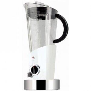 Bugatti Vela Evolution Blender 12-EVELAC1 White, 500 W, Tritan PTC BPA free jar, 1.5 L, Ice crushing, Type Stand blender