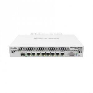 MikroTik Cloud Core Router CCR1009-7G-1C-PC Web Management, Desktop, 1 Gbps (RJ-45) ports quantity 7, SFP ports quantity 1, Comb
