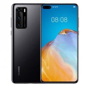 Huawei P40 Black, 6.1 , OLED LCD, 1080 x 2340 pixels, Octa-core, Internal RAM 8 GB, 128 GB, NM SD, Dual SIM, Nano-SIM, 3G, 4G,