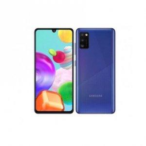 Samsung Galaxy A41 Prism Crush Blue, 6.1 , Super AMOLED, 1080 x 2400, Mediatek MT6768 Helio P65, Internal RAM 4 GB, 64 GB, micr